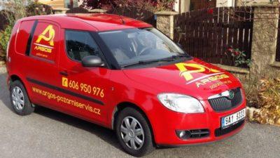 Komplexní služby v požární ochraně